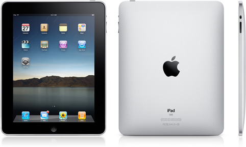 Apple iPad Store product-wifi