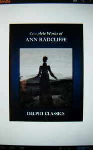 Complete Works d'Ann Radcliffe.
