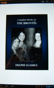 Complete Works by The Brontes, Delphi Classic