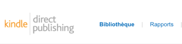 Amazon KDP Bibliotheque