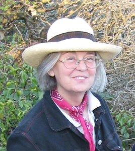 Portrait de l'auteur au panana et au bandana © MBB 2009